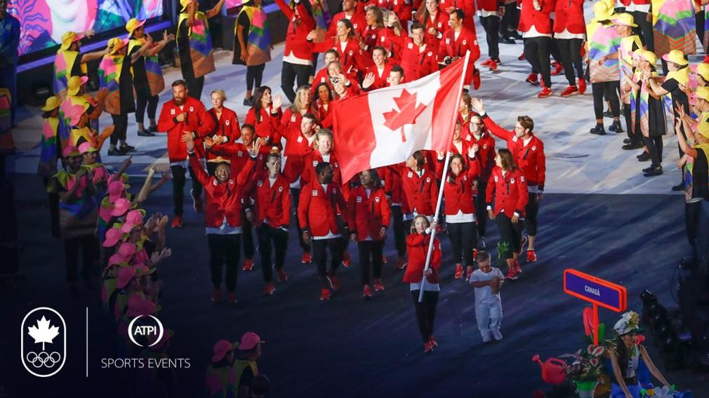 Achetez des billets et encouragez Équipe Canada aux Jeux olympiques de Tokyo 2020