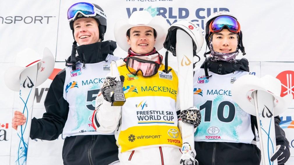 Kingsbury remporte sa quatrième médaille d'or de la saison à Calgary