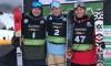 Max Moffatt et Megan Oldham gagnent une première médaille en carrière en Coupe du monde