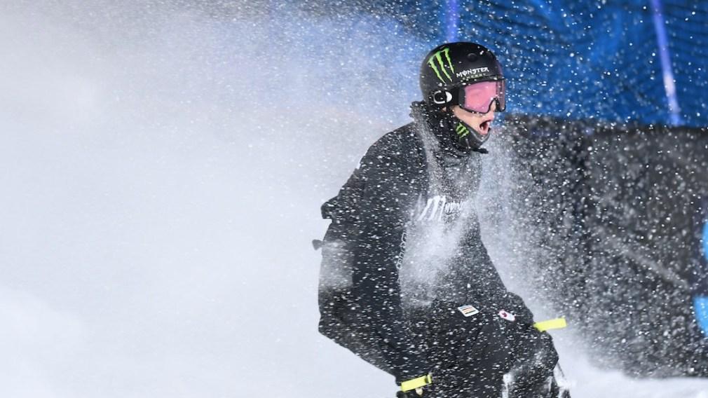 Alex Beaulieu-Marchand médaillé d'argent au big air des X Games d'Aspen