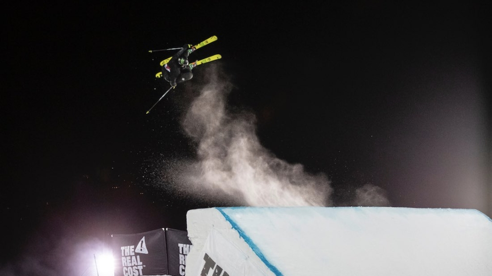 Beaulieu-Marchand rafle l'argent pour une deuxième fois en deux jours aux X Games