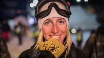 Laurie Blouin - X Games Aspen 2021 - Snowboard slopestyle
