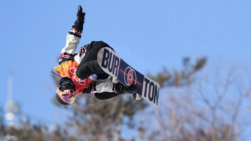 Mark McMorris décroche la médaille d'or en slopestyle aux X Games d'Aspen