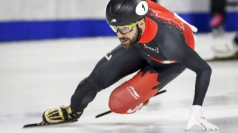 Vancouver Olympics Speed Skating