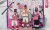 Kingsbury en or, Marquis en argent à la Coupe du monde de Tazawako