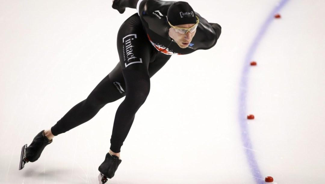 Équipe Canada Ted-Jan Bloemen patinage de vitesse longue piste 2019