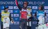 Le bronze en snowboard cross pour Kevin Hill à Baqueira Beret