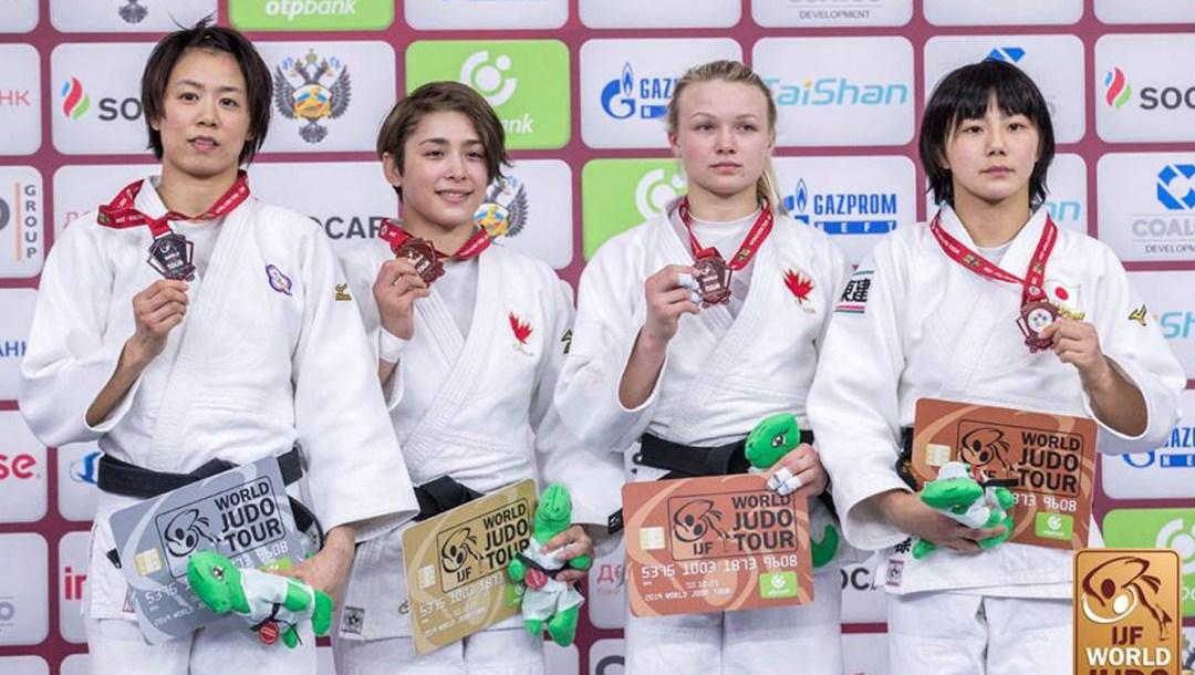 Equipe-Canada-Christa-Deguchi-Jessica-Klimkait-Grand-chelem-Russie-2019