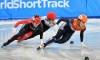 Boutin 3e au 1000 m, les Canadiennes en bronze au relais aux Mondiaux de courte piste