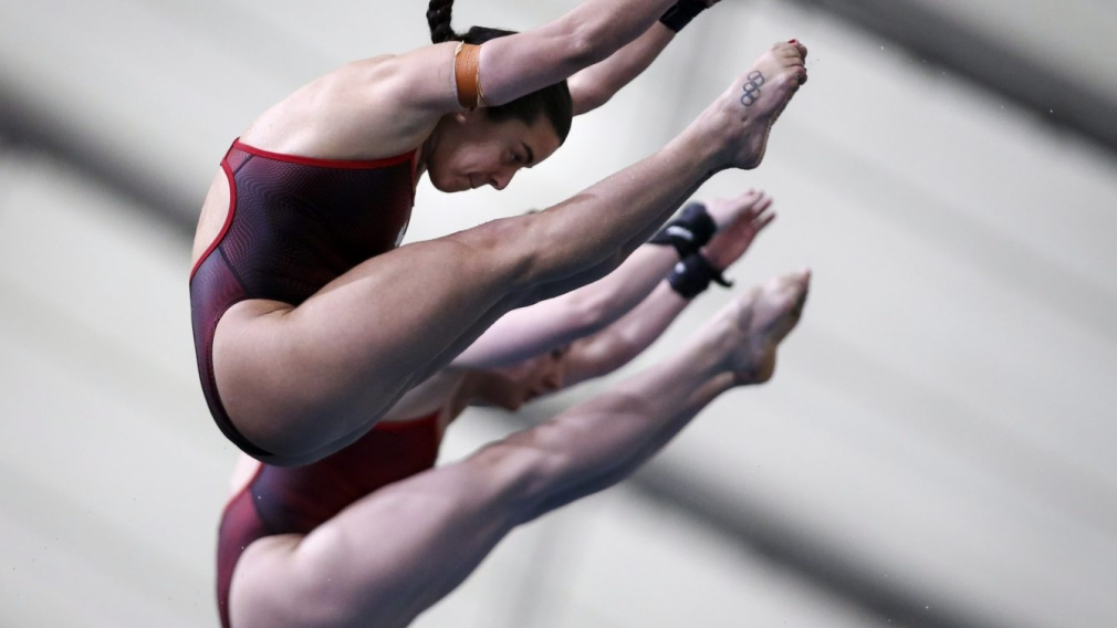 5 médailles pour les plongeurs canadiens au Grand Prix FINA à Calgary