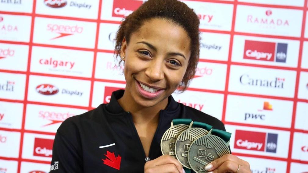Mise à jour olympique : 3 fois l'or pour Jennifer Abel à Calgary