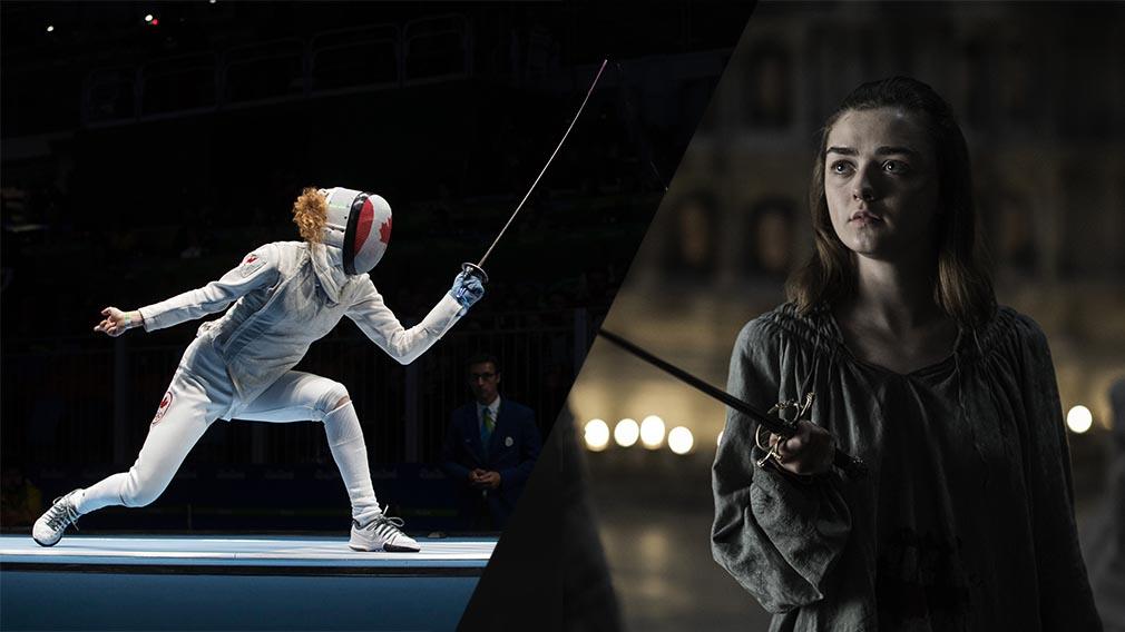 Les Jeux olympiques de Game of Thrones