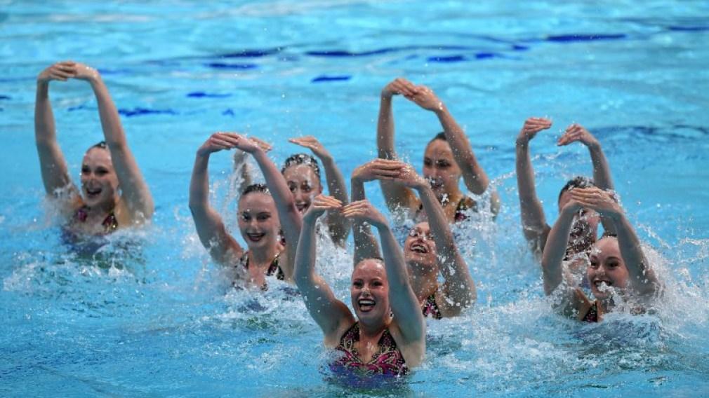 Mise à jour olympique : 4 podiums en natation artistique pour les Canadiennes