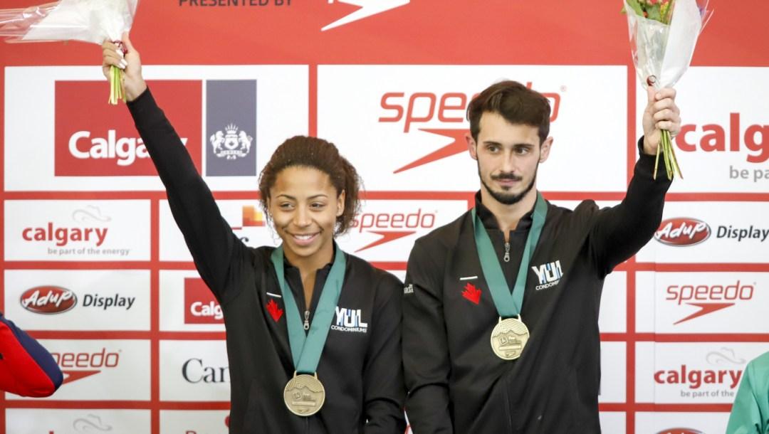 Jennifer Abel, Francois Imbeau-Dulac