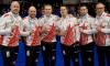 Équipe Koe en argent devant ses fans aux Mondiaux de curling
