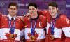Olympiens d'Équipe Canada dans les séries de la Coupe Stanley 2019