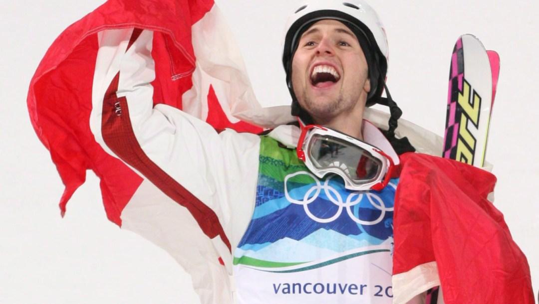 Équipe Canada Alexandre Bilodeau Vancouver 2010