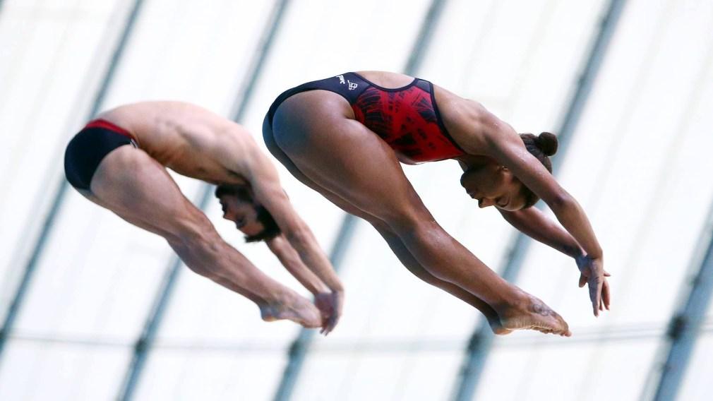 Sautez dans le quotidien des plongeurs d'Équipe Canada à l'entrainement