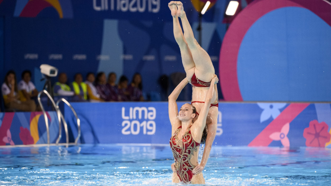 Équipe Canada Andrée-Anne Côté natation artistique