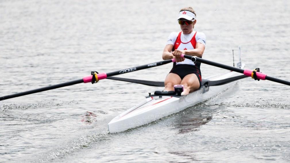 L'or pour Jill Moffatt et l'argent pour Jeremy Hall en Coupe du monde d'aviron