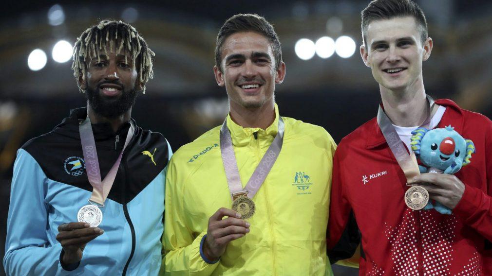 Équipe Canada Django Lovett Gold Coast 2018
