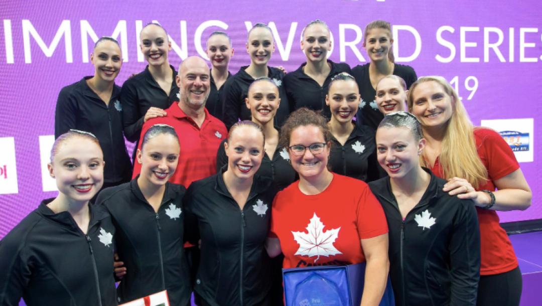 equipe-canada-natation-artistique-2019