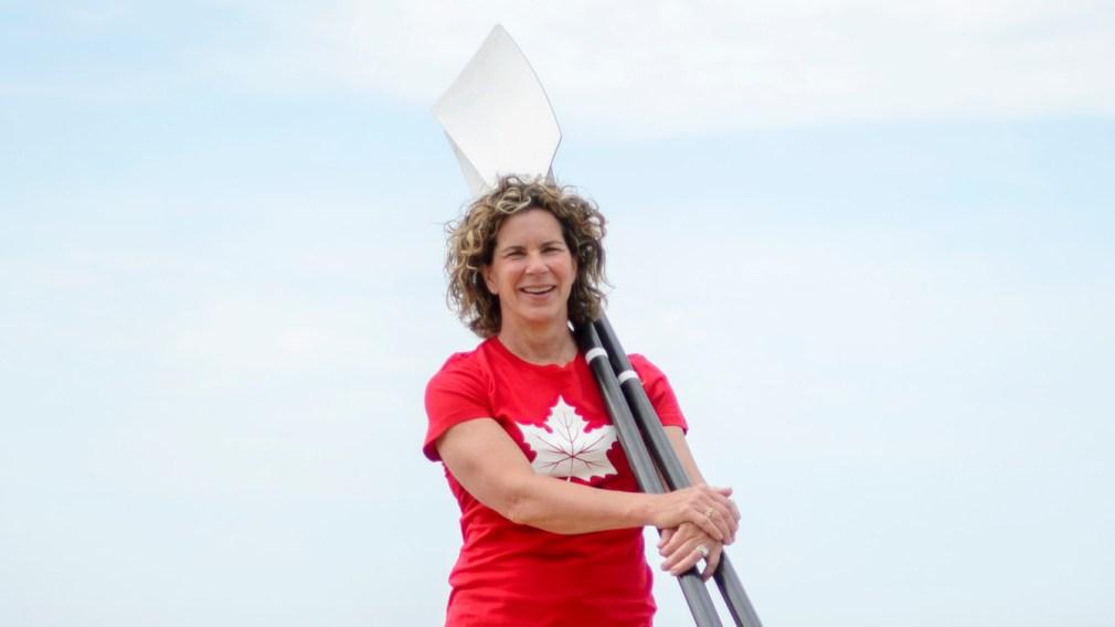 Marnie McBean prête à mener Équipe Canada à Tokyo 2020