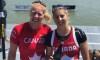 Laurence Vincent Lapointe et Katie Vincent prennent l'or et l'argent à la Coupe du monde de canoë
