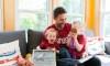 Propulsé par l'amour: une lettre de Mark Oldershaw à ses filles