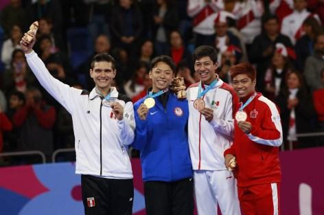 AJ Assadian Taekwondo Lima 2019