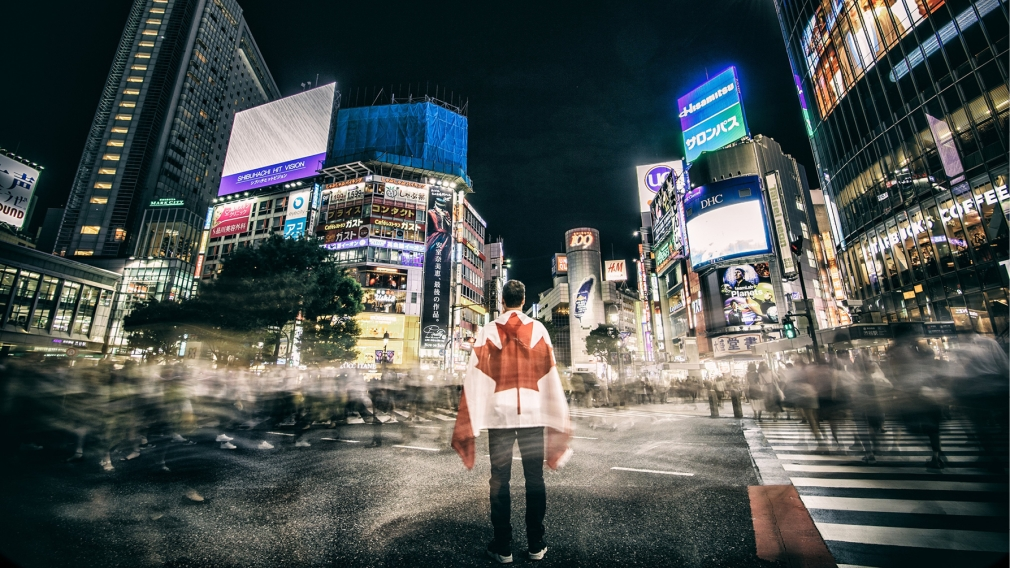 Équipe Canada célèbre le compte à rebours d'un an vers Tokyo 2020