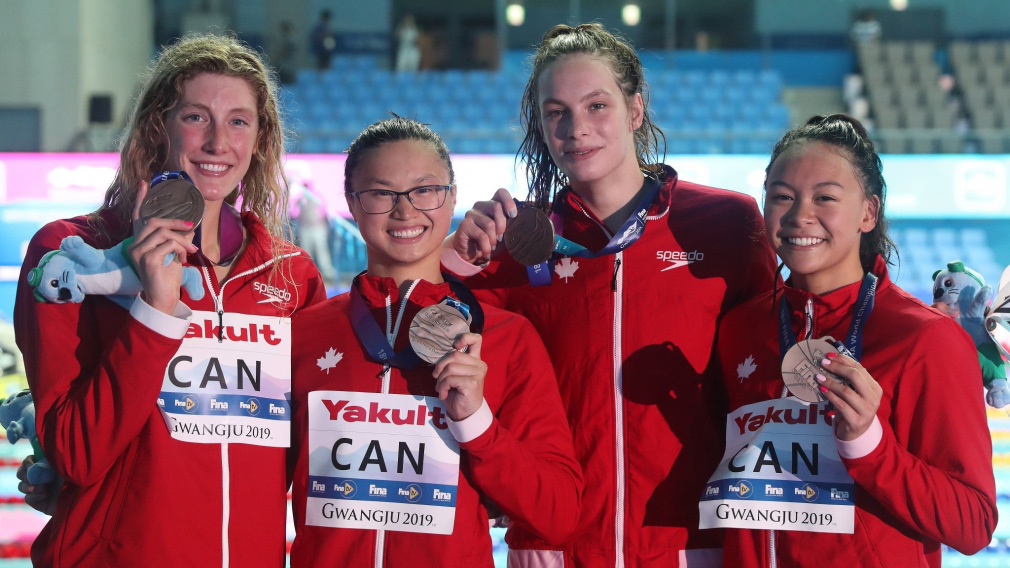Équipe Canada Gwangju 2019