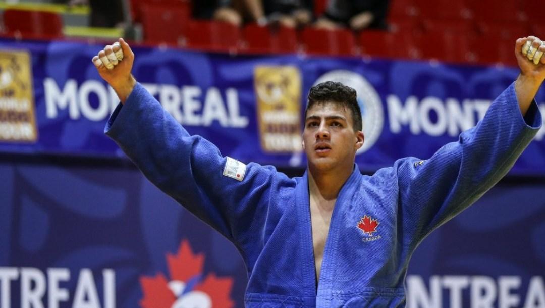 equipe canada - taekwondo - zagreb - grand prix