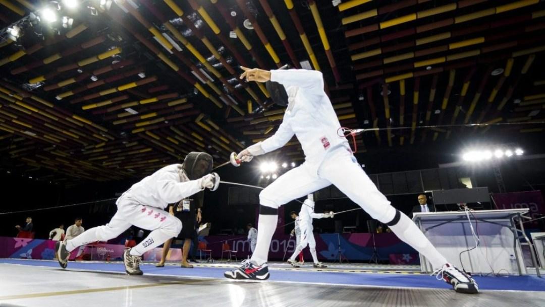 equipe canada - joel riker-fox - pentathlon moderne