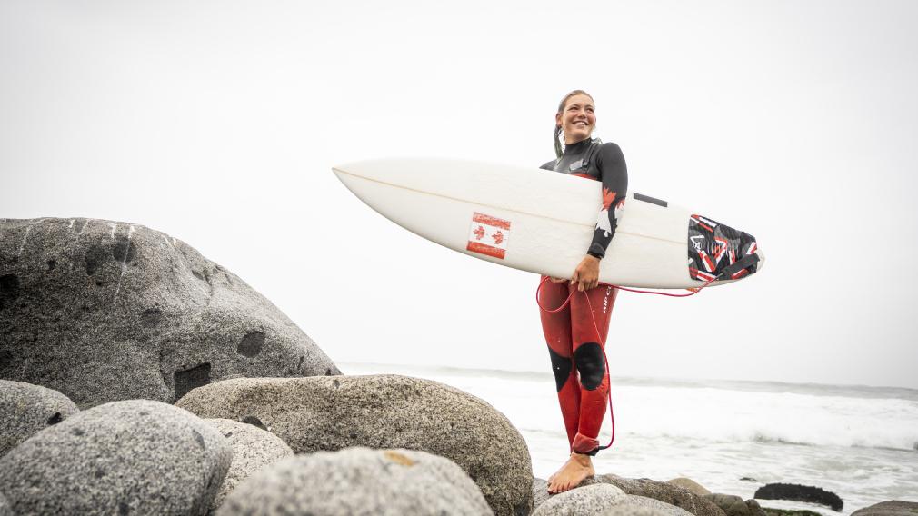 À la chasse aux vagues: où surfer au Canada