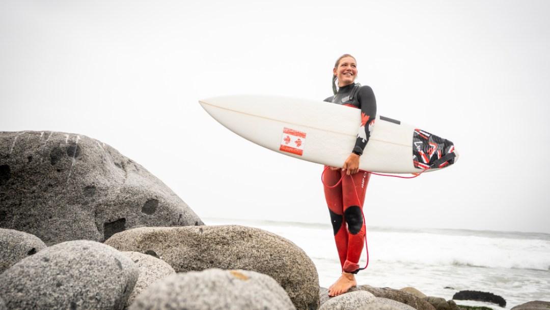 Equipe Canada - surf