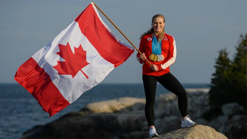 Black conclut un parcours historique à Lima 2019 et conduira Équipe Canada à la cérémonie de clôture