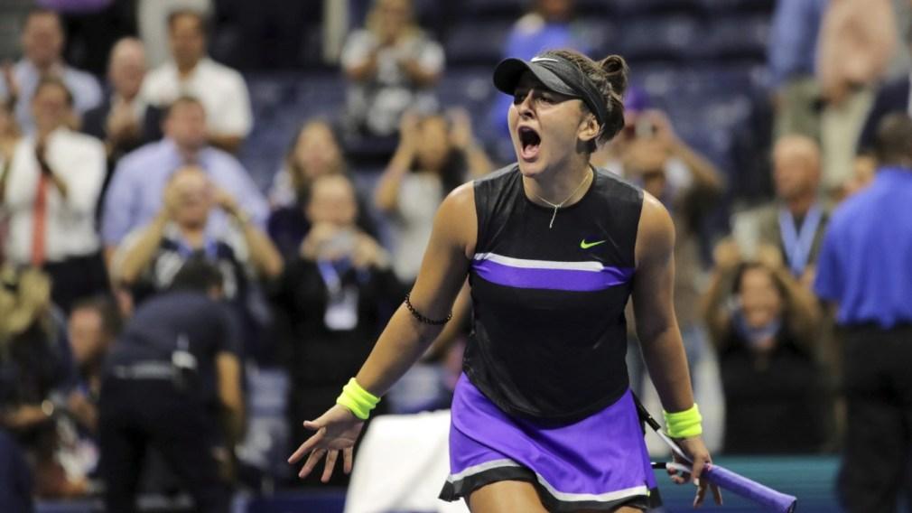 Bianca Andreescu sacrée championne du US Open