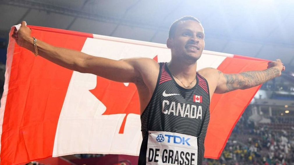 Mise à jour olympique : Déjà deux médailles pour Équipe Canada aux Mondiaux d'athlétisme