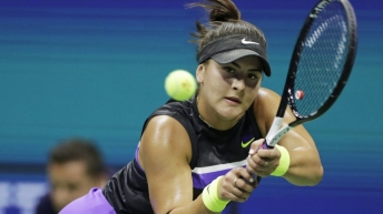 Australian Open Tennis, Bianca Andreescu, Internationaux d'Australie