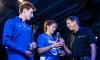 Catherine Lizotte et Ian Holmquist, champions de la première Finale nationale du Camp des recrues RBC
