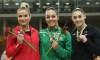 Gymnastique artistique : Doublé de bronze pour Sophie Marois au Portugal