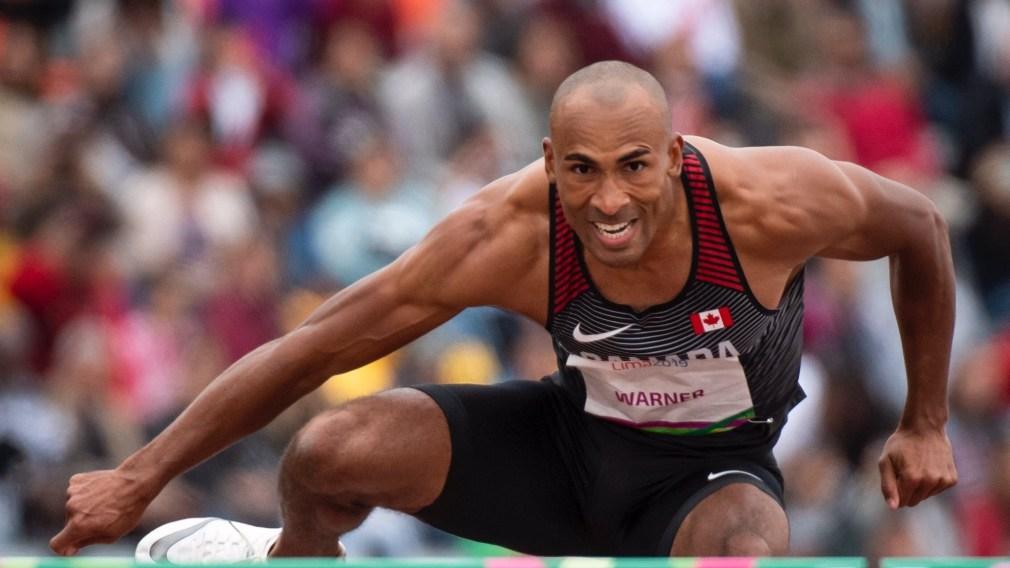 Damian Warner en bronze au décathlon aux Mondiaux d'athlétisme