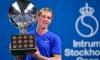 Denis Shapovalov s'offre son premier titre ATP en carrière à Stockholm