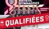 Mise à jour olympique : L'équipe féminine de gymnastique artistique obtient un billet pour Tokyo 2020