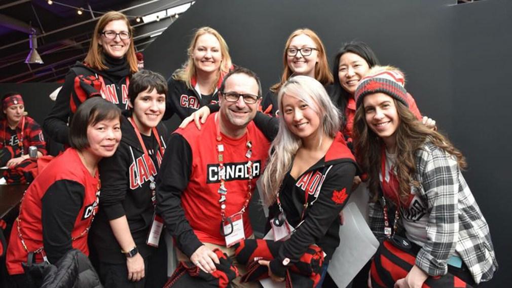 FAQ : La vie d'un bénévole d'Équipe Canada aux Jeux olympiques