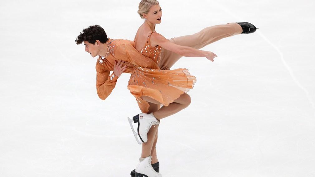 Piper Gilles et Paul Poirier remportent l'argent à Moscou