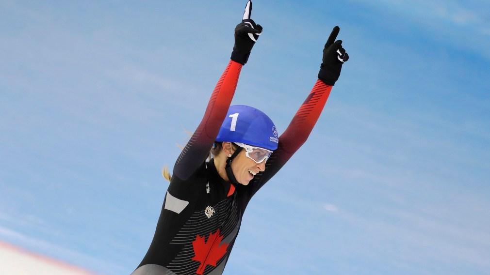 Ivanie Blondin est vice-championne du monde toutes distances