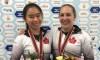 Une qualification olympique et un podium pour le Canada aux Mondiaux de trampoline