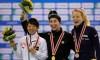 Patinage de vitesse: doublé canadien à la Coupe du monde de Nagano